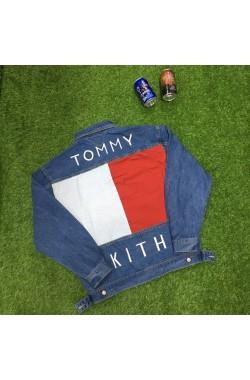 Джинсовка Tommy x KITH