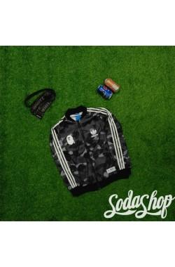 Олимпийка Bape x Adidas
