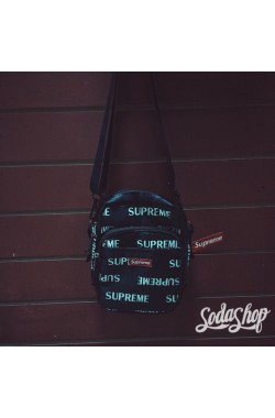 Рефлективная сумка Supreme